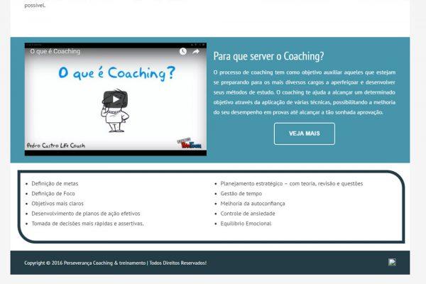 Perseverança Coaching