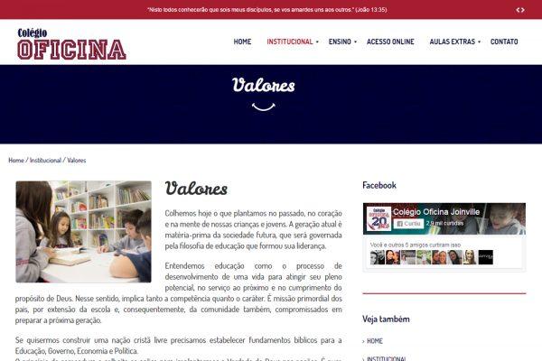 Colégio Oficina Joinville